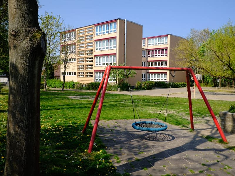 Grundschule Wildberg - Schulhof